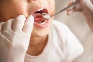 רפואת שיניים דחופה לילדים